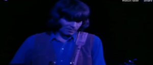 "Creedence Clearwater Rival's ""Born On The Bayou"" Performance During Woodstock '69"