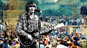 "Woodstock 69′: Creedence Clearwater Rival's ""Born On The Bayou"""