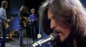 """The Eagles Perform """"Peaceful Easy Feeling"""" In 1973,  And It's Absolutely Incredible"""