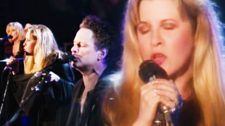 """Fleetwood Mac's """"Silver Springs"""" Brings Them Together Again 10 Years Later 