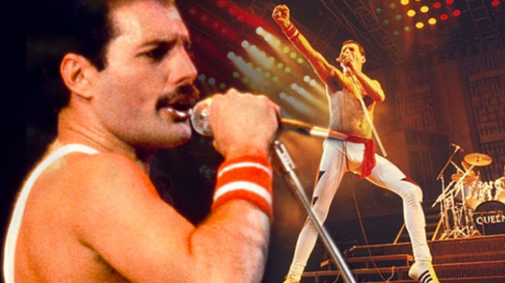 """75f8b9316cf977 Queen """"We Will Rock You"""" Live In Rio- One Of The Most Epic Moments In Rock  History"""