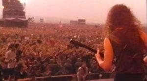 Metallica 'Enter Sandman' In Front of 1 Million People- Looks Like Chaos