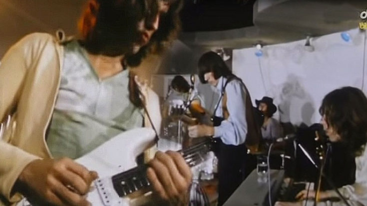 "1968: Remembering Pink Floyd, ""Let There Be More Light"" Live In France 