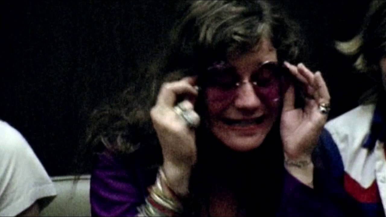bea99f75b46 Rare Footage Of Janis Joplin In Her Natural State