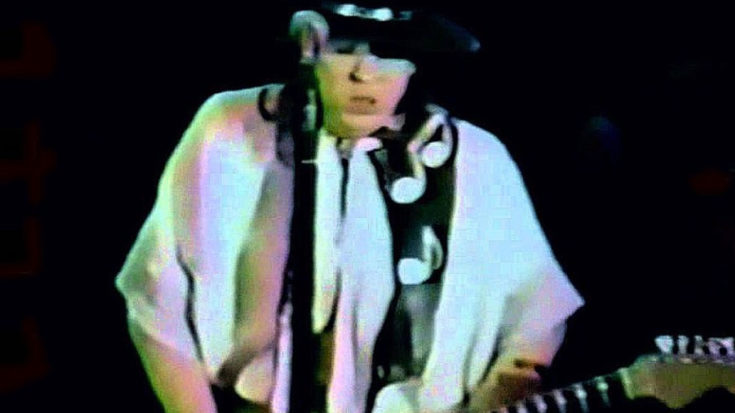 Stevie Ray Vaughan Slays 'Boot Hill'- This Will Remind You He's a Guitar Hero | I Love Classic Rock Videos