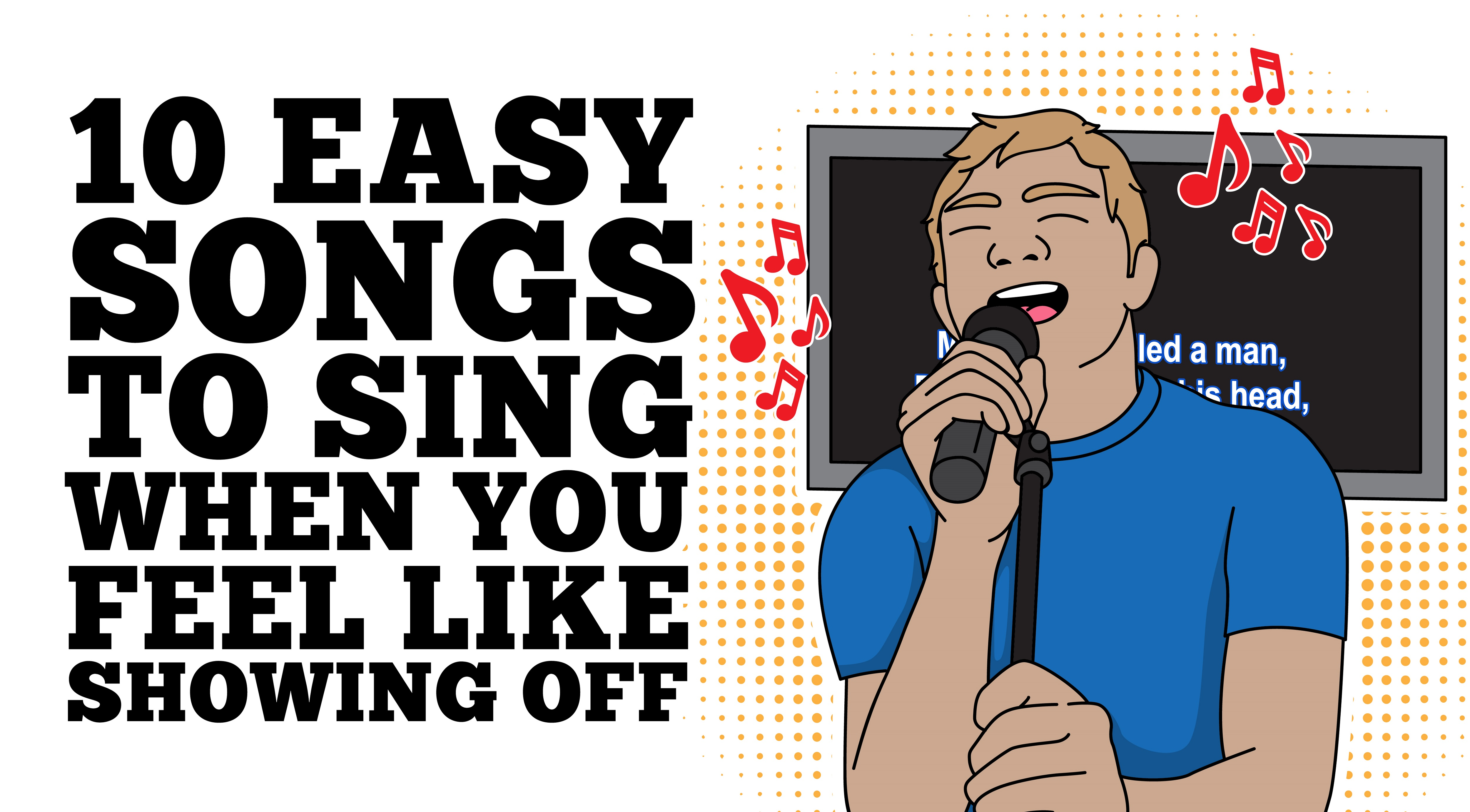 Soft Songs To Sing : 10 easy songs to sing when you feel like showing off i love classic rock ~ Russianpoet.info Haus und Dekorationen
