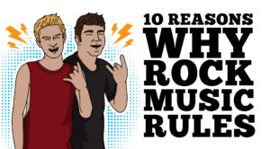 10 Reasons Why Rock Music Rules