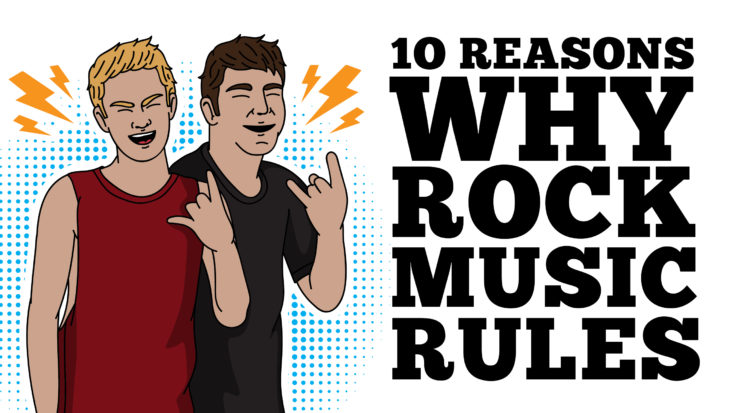 10 Reasons Why Rock Music Rules | I Love Classic Rock Videos