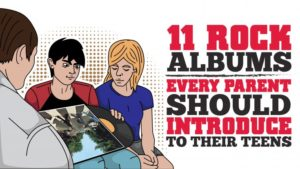 11 Rock Albums Every Parent Should Introduce To Their Teens