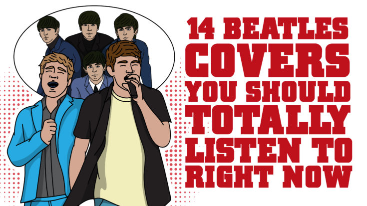 14 Beatles Covers You Should Totally Listen To Right Now | I Love Classic Rock Videos