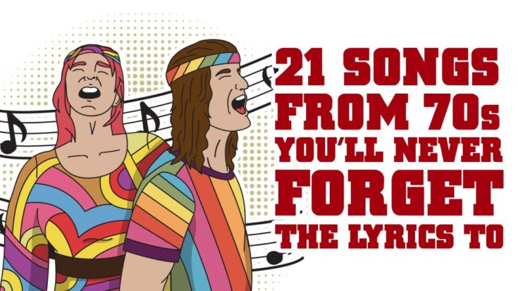 21 songs from 70s you 39 ll never forget the lyrics to i love classic rock. Black Bedroom Furniture Sets. Home Design Ideas