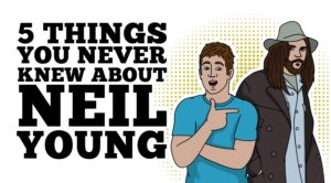 5 Things You Never Knew About Neil Young