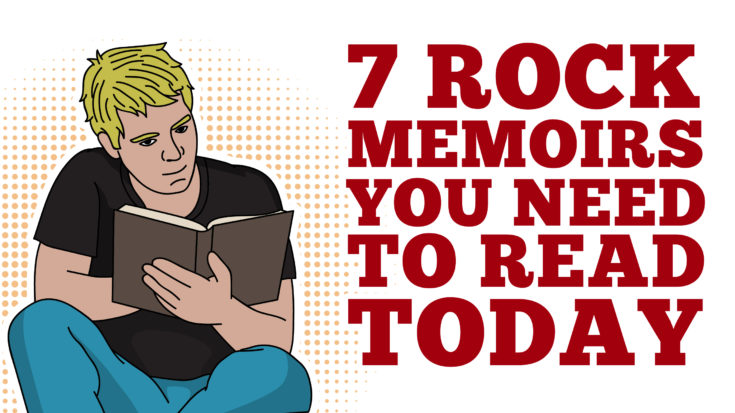 7 Rock Memoirs You Need To Read Today | I Love Classic Rock Videos