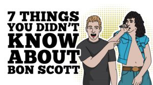 7 Things You Didn't Know About Bon Scott