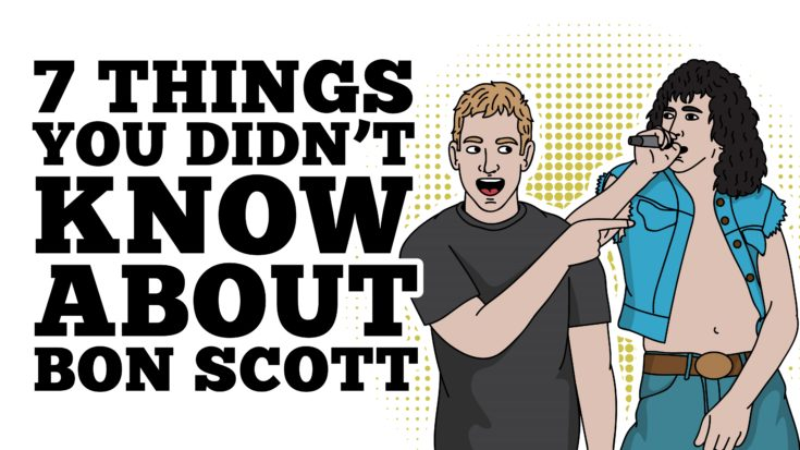 7 Things You Didn't Know About Bon Scott | I Love Classic Rock Videos