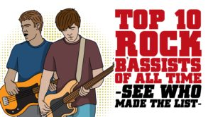 Top 10 Rock Bassists Of All Time – See Who Made The List