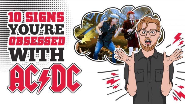 10 Signs You're Obsessed With AC/DC | I Love Classic Rock Videos