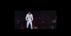 "Elvis Presley 'Covering' AC/DC's ""Whole Lotta Rosie"""