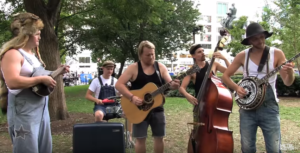 "Led Zeppelin's ""Black Dog,"" Hillbilly Style – This Is How It's Done, Folks!"