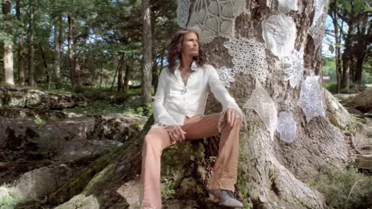 Nearly 4 Years Later, Steven Tyler's Country Song Is STILL Addicting – So Good | I Love Classic Rock Videos