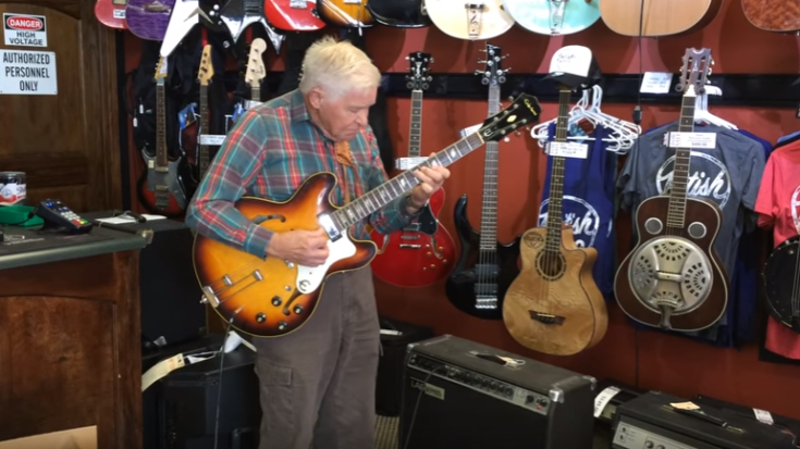 They Said He Was Too Old To Rock N Roll – This Is His Response | I Love Classic Rock Videos