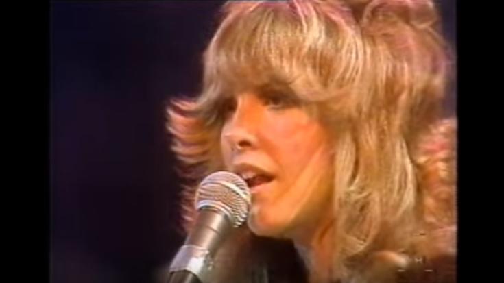Beautiful 28 yr old Stevie Nicks 'Rhiannon' – You Will Fall In Love, Beware | I Love Classic Rock Videos
