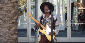 We Might Have Just Found Jimi Hendrix Performing on the Street