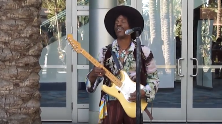Is This Jimi Hendrix Reincarnated? Sounds and Plays Exactly Like Him It's Scary   I Love Classic Rock Videos
