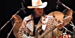 SRV Screwing Around On Soundcheck Turns Into Greatest Jam Session