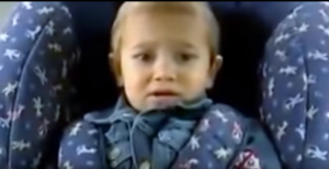 Dad Puts On Led Zeppelin – Little Boy Is Too Precious The Way He Reacts