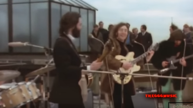 The Beatles' Last Show Was on a Freaking Rooftop – And It Was The Best | I Love Classic Rock Videos
