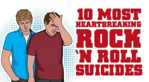 10 Most Heartbreaking Rock 'n Roll Suicides