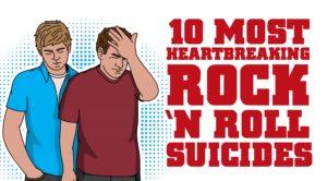 10 Most Heartbreaking Rock 'n Roll Suicides