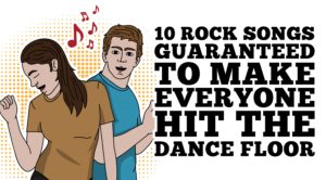 10 Rock Songs Guaranteed To Make Everyone Hit The Dance Floor