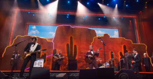 """Kings of Leon Pay Tribute to Eagles """"Take It Easy"""" – They Killed It"""