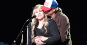 Stevie Nicks Gets A Wonderful Surprise After Dedicating Song To A Special Friend