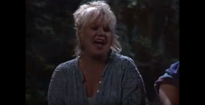 """""""Roseanne"""" Viewers Got The Surprise Of Their Lives When This Lady Starts To Sing"""