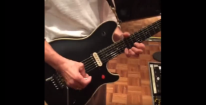 Eddie Van Halen Practices At Home And His Playing Is Unbelievable… In A Bad Way
