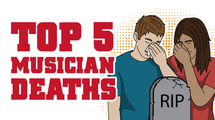 Top 5 Musician Deaths | I Love Classic Rock Videos