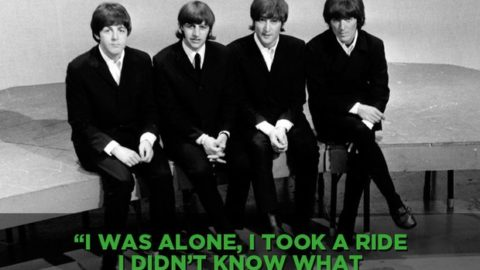 """The Hidden Meaning Of  """"Got to Get You into My Life"""" By The Beatles 
