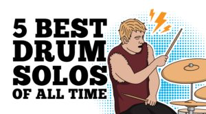 5 Best Drum Solos of All Time