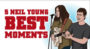 Neil Young's 5 Best Moments