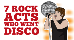 7 Rock Acts Who Went Disco