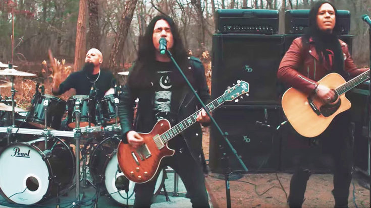 """Heavy Metal Band Bobaflex Covers Pink Floyd's """"Hey You"""" And It Will Take Your Breath Away! 