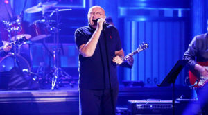 "Phil Collins Crashes Tonight Show For Triumphant Comeback Performance Of ""In The Air Tonight!"""