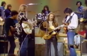"Nothing Brings Back Those Memories Like Crosby, Stills, Nash, & Young Playing ""Down By The River""!"