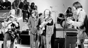 """Nothing Brings Back Those Memories Like Crosby, Stills, Nash, & Young Playing """"Down By The River""""!"""