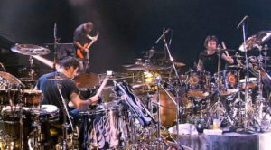 Godsmack Singer Engages His Own Drummer In Fierce Drum Battle And Blows The Audience's Minds!