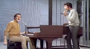 """That Time Tom Jones & Jerry Lee Lewis Sang """"Great Balls Of Fire"""" Together Was The Best"""