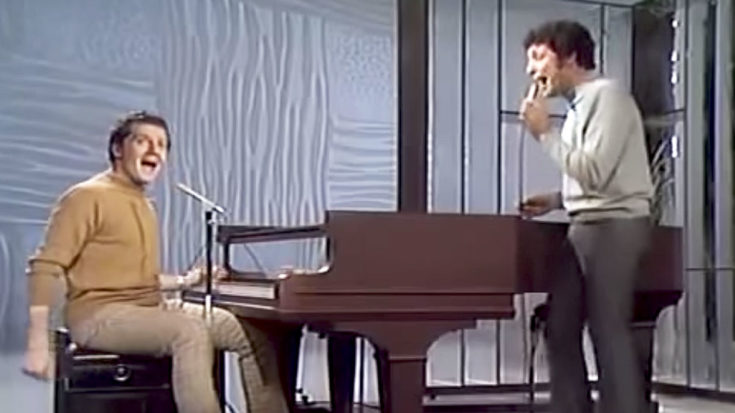 "49 Years Ago: Worlds Collided As Jerry Lee Lewis Recruits Tom Jones To Unleash ""Great Balls Of Fire"" 
